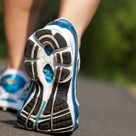 running in orthogenic orthotics